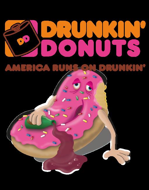 Drunkin-donuts